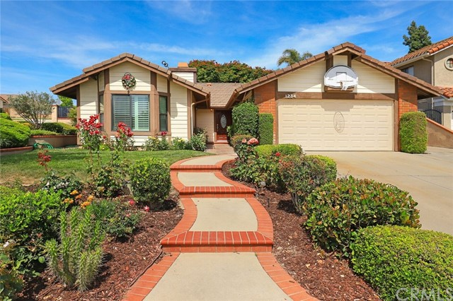 1234  Rutgers Court, Walnut in Los Angeles County, CA 91789 Home for Sale