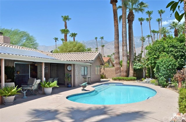 Single Family Home for Sale at 2298 Amarillo Way 2298 Amarillo Way Palm Springs, California 92264 United States