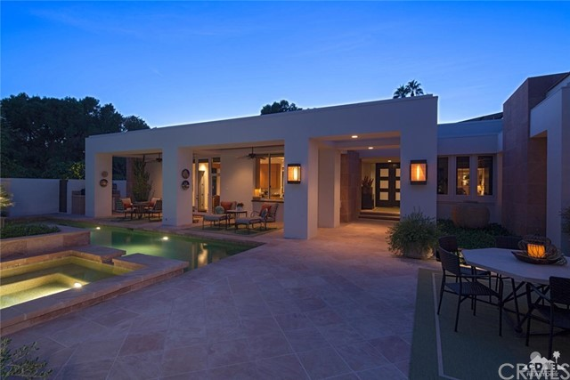 Single Family Home for Sale at 75260 Morningstar Drive 75260 Morningstar Drive Indian Wells, California 92210 United States