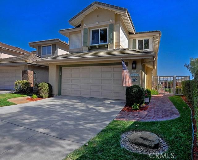Condominium for Sale at 21 Cottage Lane Aliso Viejo, California 92656 United States