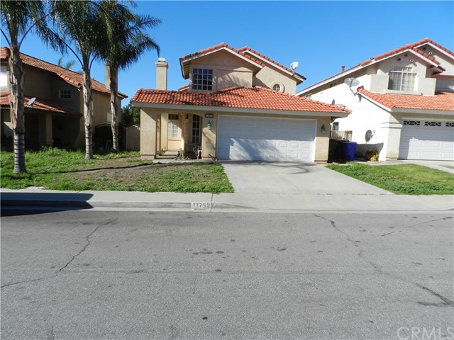 11752 Malagon Drive, Fontana, California