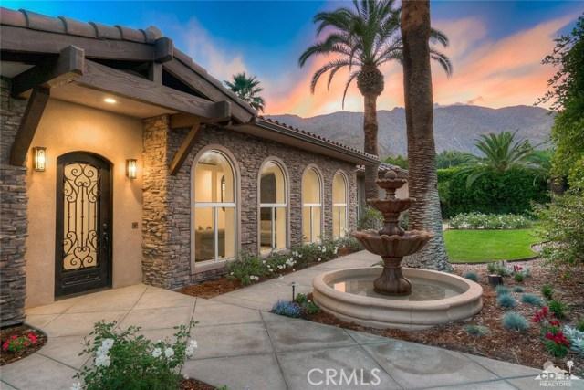 333 Valmonte Sur Palm Springs, CA 92262 - MLS #: 218004858DA