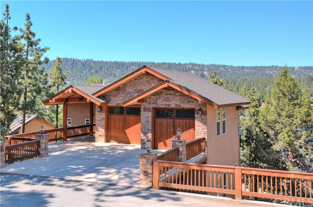 Single Family Home for Sale at 39569 Lake Drive Big Bear, California 92315 United States