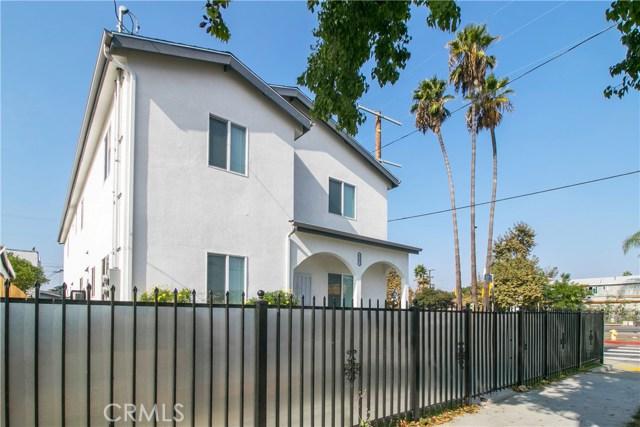 6301 S Hoover Street Los Angeles, CA 90044 - MLS #: OC18267580