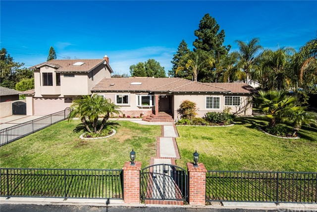 18781 MURIEL Place  North Tustin CA 92705