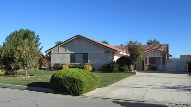 18650 Del Resto Drive Victorville, CA 92395 - MLS #: RS18080695