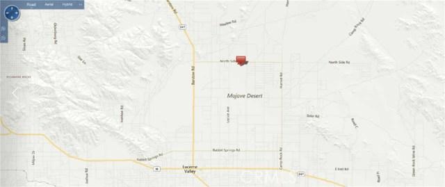 0 Northside Road Lucerne Valley, CA 92356 - MLS #: PW18093301