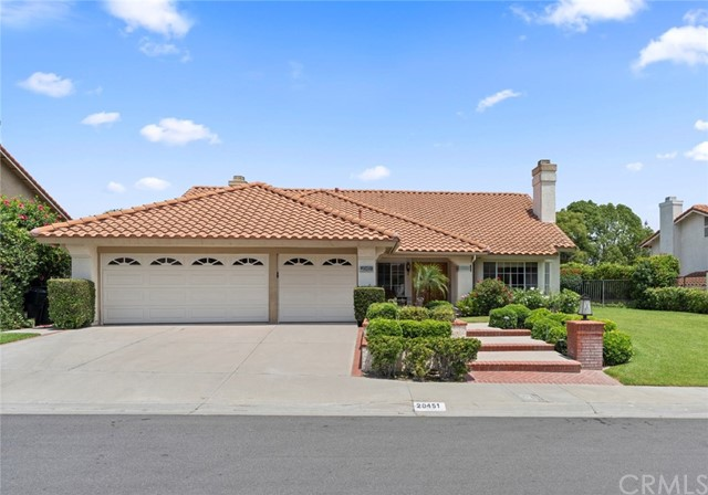 20451 Via Trovador, Yorba Linda, California