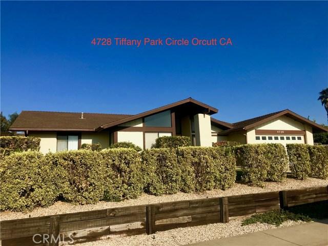 4728 Tiffany Park Circle Santa Maria, CA 93455 - MLS #: PI18209694