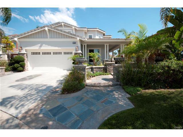 Single Family Home for Sale at 17149 Santa Cruz St Yorba Linda, California 92886 United States