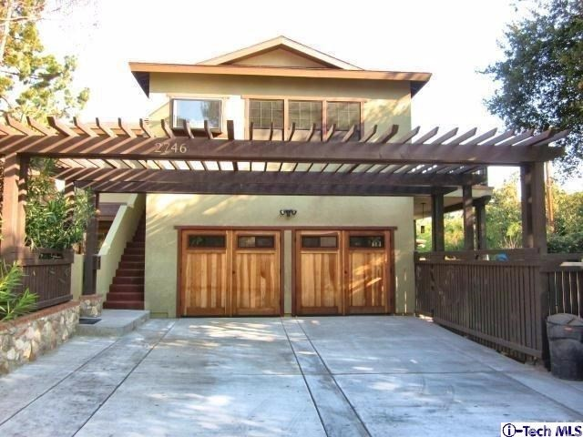 Single Family Home for Rent at 2746 Marengo Avenue E Altadena, California 91001 United States