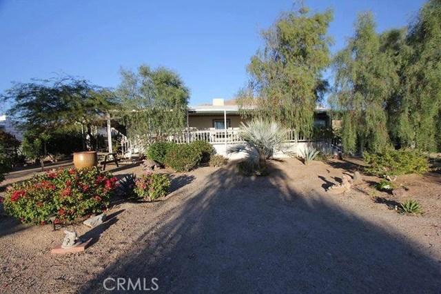 Single Family for Sale at 2003 Skyline Road Niland, California 92257 United States