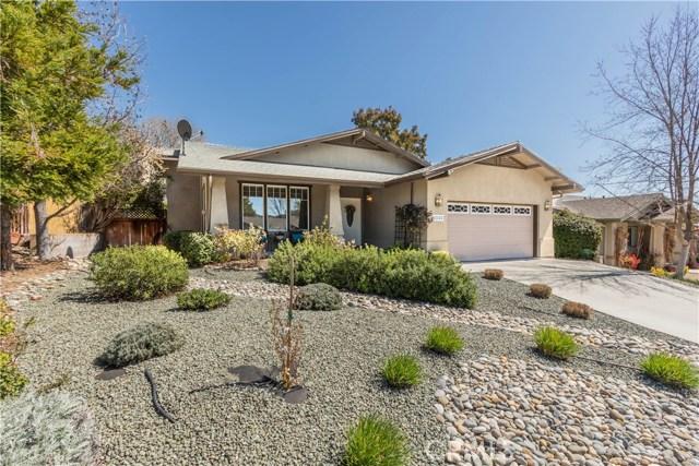 1522  Via Rosa, Paso Robles in San Luis Obispo County, CA 93446 Home for Sale