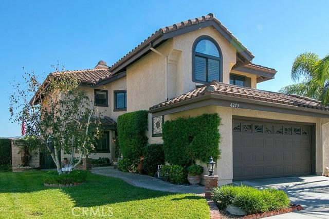 6273 E Quartz Lane, Anaheim Hills, California