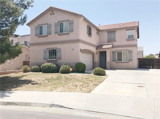 Single Family Home for Sale at 14319 Annaleigh Court Moreno Valley, 92555 United States