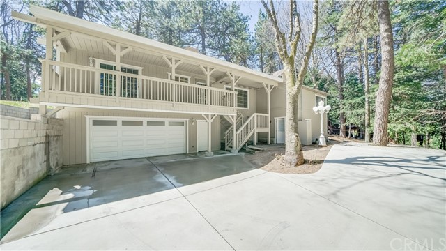 24998 Sunset Dr Crestline, CA 92325 - MLS #: PW18008250
