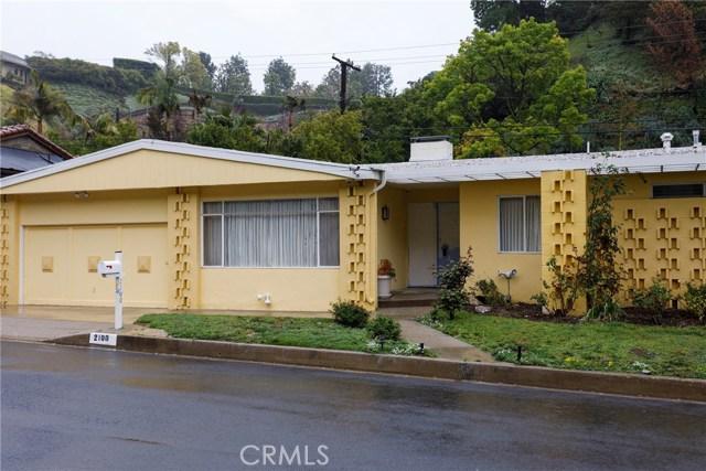 2100 San Ysidro Drive  Beverly Hills CA 90210