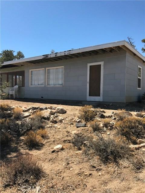 48240 Burns Canyon Road, Pioneertown, CA 92268