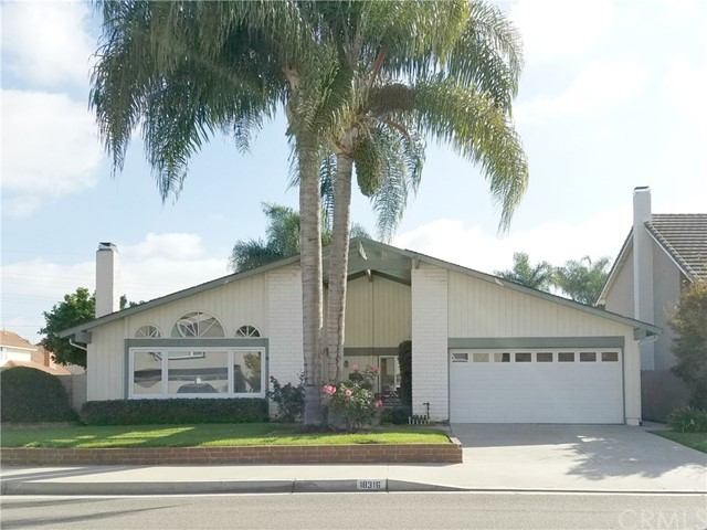 Single Family Home for Sale at 18316 Santa Lauretta Street Fountain Valley, California 92708 United States