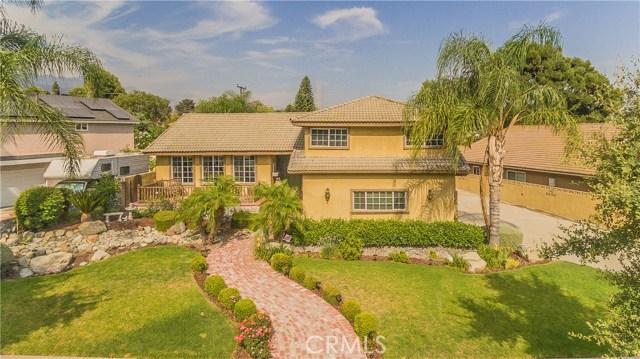 1816 Fernridge Drive, San Dimas, CA 91773