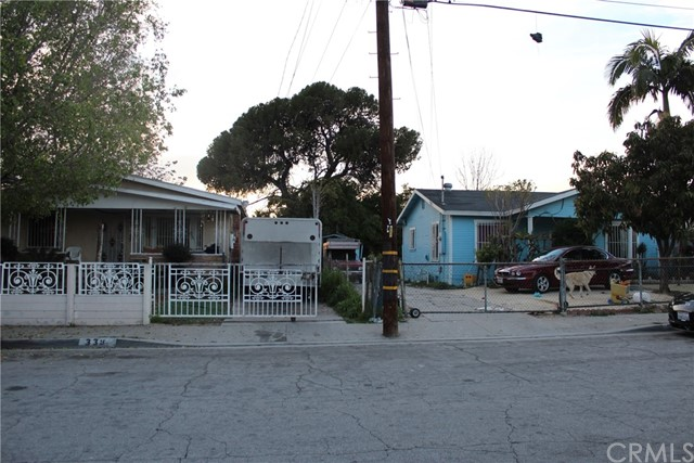 Single Family Home for Sale at 333 Arizona Avenue S East Los Angeles, California 90022 United States