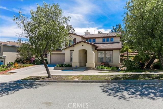 3875  Wasatch Drive, Corona, California