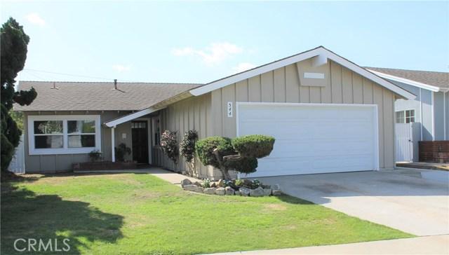 544 Desford Street, Carson, California 90745, 3 Bedrooms Bedrooms, ,2 BathroomsBathrooms,Single family residence,For Sale,Desford,SB19257399