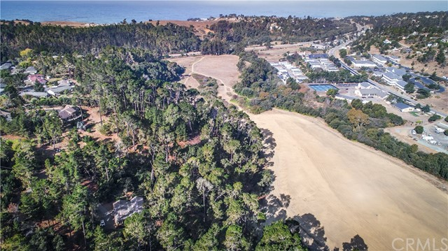 Serene, peaceful, beautiful home on 1.74 acres in Cambria sits above the village. Private but only minutes from downtown villages, delicious  restaurants, wine tasting, Cambria Pines lodge, boutique shopping, Moon Stone Beach, sand and surf, and the list goes on.  Near Highway one, which will take you North to Hearst Castle and the Elephant seals.  Lovely gardens and trees with two decks perfect for outdoor living and entertaining. Sit on the deck that leads out from the master bedroom and watch the sun set. Artistically remodeled between 2013 and 2014 with fine kitchen and dining room cabinetry, granite counter tops, full glass tile back-splash, deep stainless steel sink, new doors (glass and wood) throughout home, and new  windows. Main home has two bedrooms and one bath with large walk-in shower, free standing wood burning stove, pantry, ceiling fan, wood beams with wood ceiling.  A three car garage, with extra built-in storage, has the third bedroom/studio/crafts room attached that has 3/4 bath with walk-in shower.  Located outside the main home is a tile pad with all the hook-ups needed just waiting for a hot tub. Turn Key ~ move-in ready, Please take a look at our virtual/drone tour to see our exceptional location.