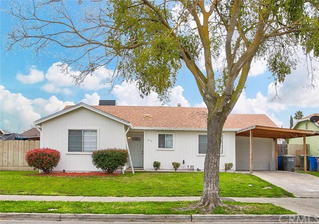 Detail Gallery Image 1 of 1 For 676 Cartmell Way, Merced,  CA 95341 - 3 Beds | 2 Baths