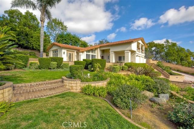 Single Family Home for Sale at 3136 Bernardo Lane Escondido, California 92029 United States