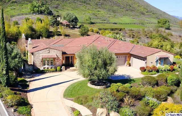 Single Family Home for Sale at 5006 Read Road Thousand Oaks, California 93021 United States