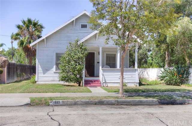 Single Family Home for Sale at 323 18th Street W Santa Ana, California 92706 United States