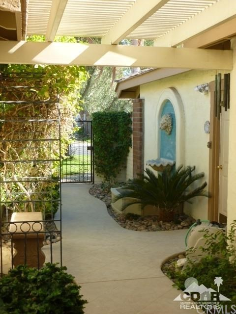 Photo of home for sale at 303 San Vicente Circle, Palm Desert CA