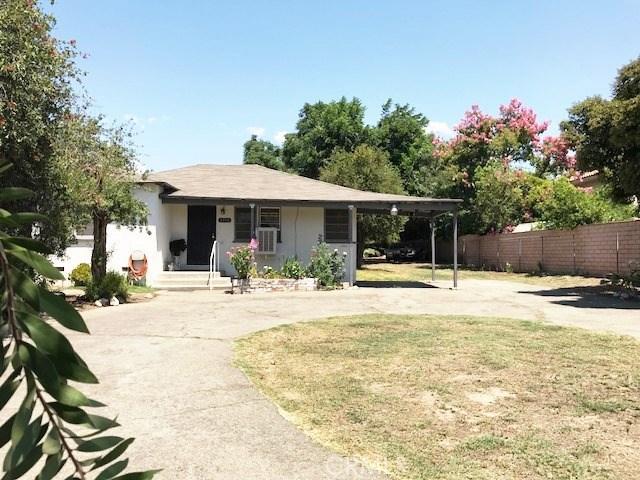 Single Family Home for Sale at 4330 Walnut Avenue Chino, California 91710 United States