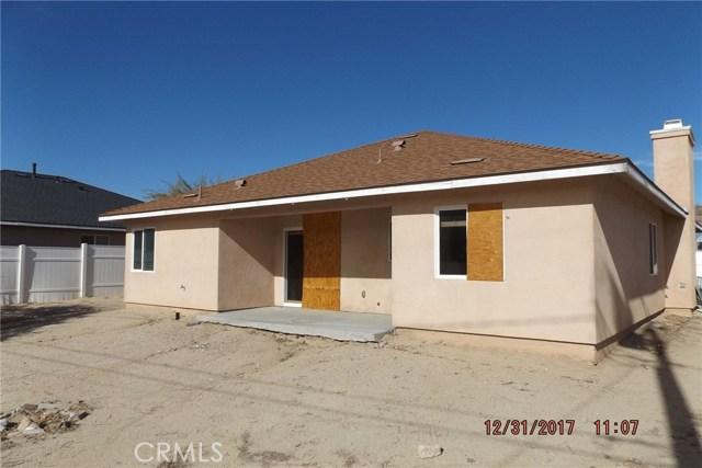 72147 Sunnyslope Drive 29 Palms, CA 92277 - MLS #: JT18003286
