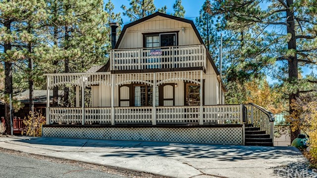397 Canvas Back Road, Big Bear, CA, 92315