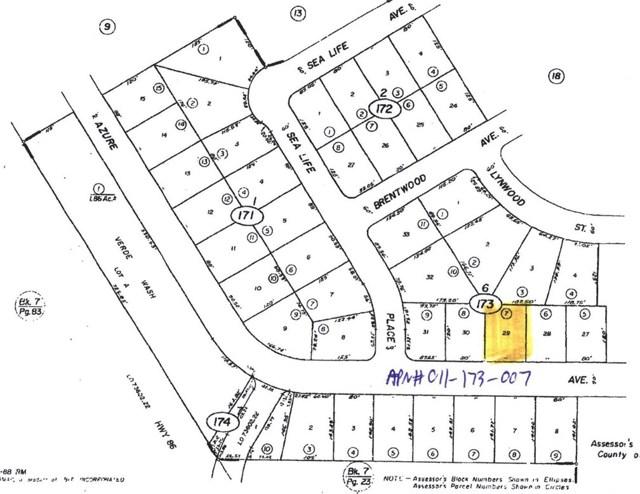 1356 Azure Avenue Salton City, CA 92275 - MLS #: 218005834DA