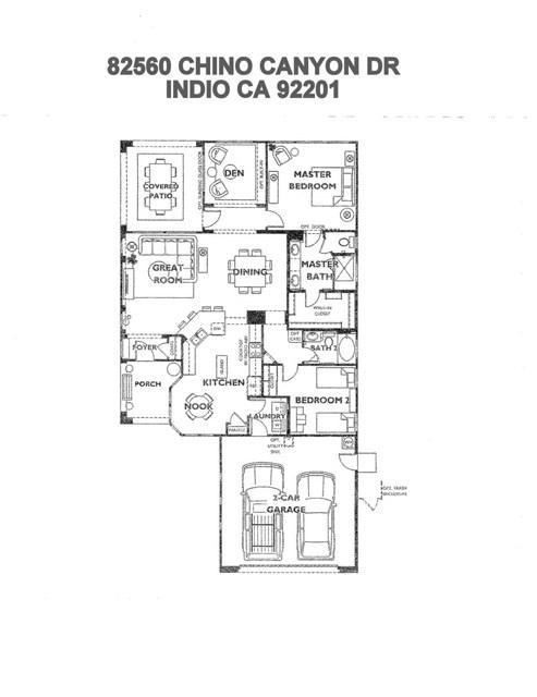 82560 Chino Canyon Drive