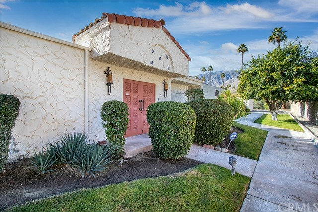 Detail Gallery Image 1 of 36 For 1833 S Araby Dr #25,  Palm Springs,  CA 92264 - 2 Beds | 2 Baths