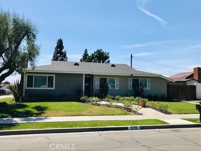 Photo of 535 S Peregrine Street, Anaheim, CA 92806