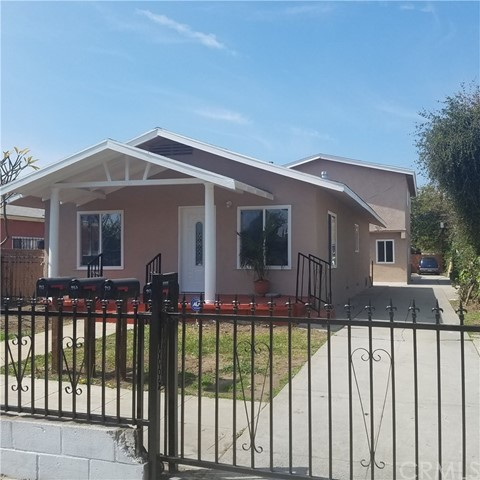Single Family for Sale at 945 Ferris Avenue S East Los Angeles, California 90022 United States