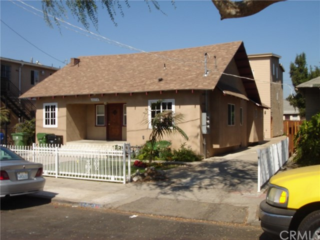 1275 35Th Street, Los Angeles, California 90007