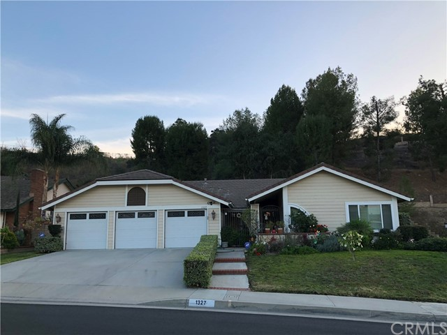 1327 S Red Bluff Lane, Walnut, California