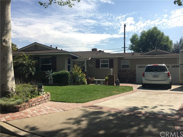 Single Family Home for Rent at 12346 Rea Circle Garden Grove, California 92841 United States