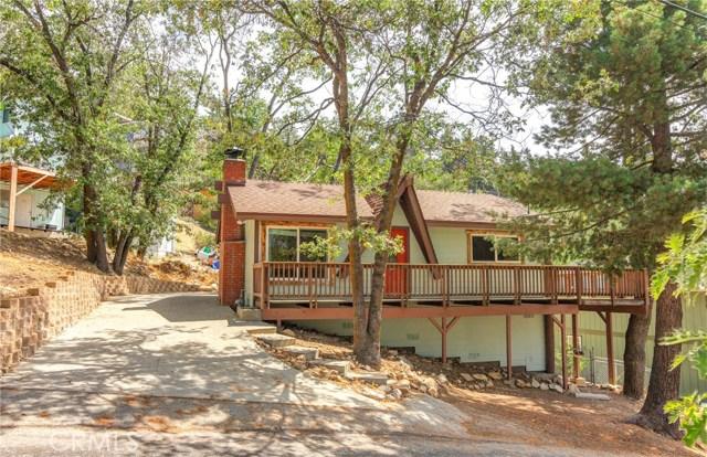 Single Family Home for Sale at 33455 Cedar Drive Arrowbear Lake, California 92382 United States