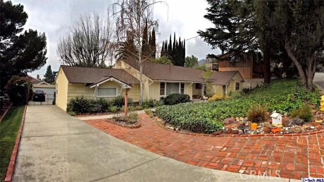 Single Family Home for Rent at 5341 Briggs Avenue La Crescenta, California 91214 United States
