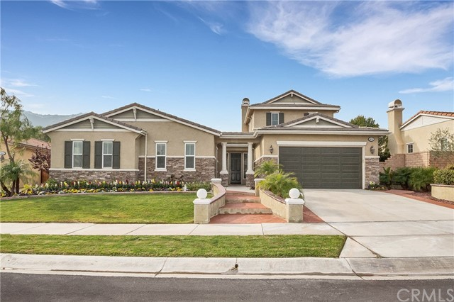 One of Corona 4 Bedroom Homes for Sale at 8413  Renwick Drive