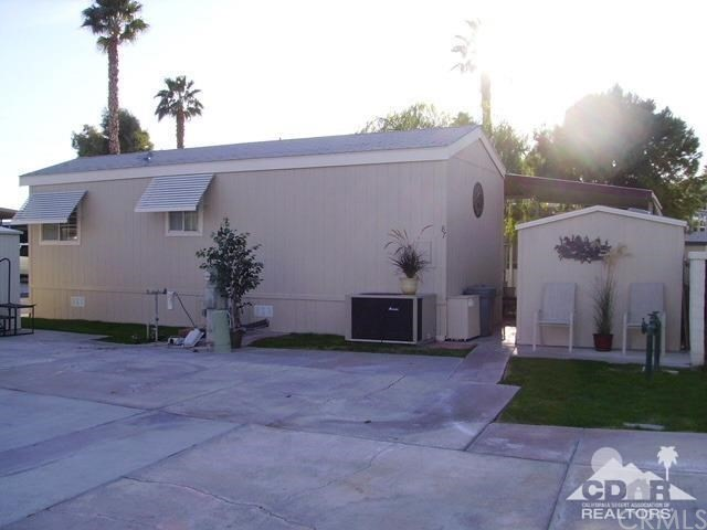 84136 Avenue 44 #87 Indio, CA 92203 - MLS #: 218013972DA