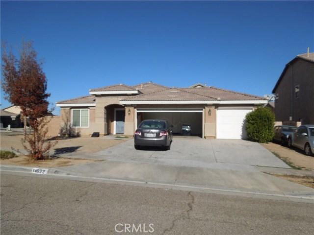 14022 Platinum Street, Hesperia, CA, 92344