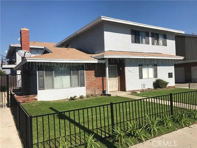 Single Family for Sale at 1401 Lincoln Avenue E Anaheim, California 92805 United States